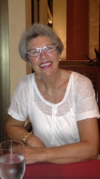 Min mor Eli. Ei knakende bra dame