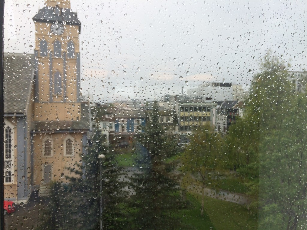 Vi beklager teknisk feil. Sommer 2.0 laster nå og vil snart lanseres i Nord-Norge (Foto: Geir Håvard Hansen)